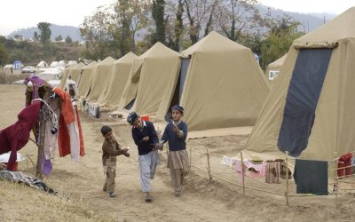 Sanitation and Water Access for Pakistan's Afghan Refugees